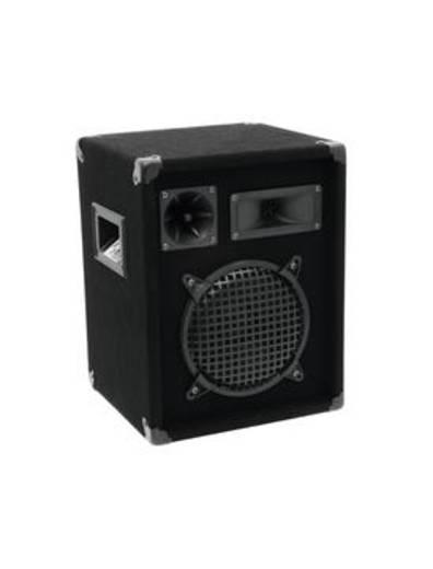 Omnitronic DX-822 passzív hangfal, diszkóhangfal 150/300W 8 Ω