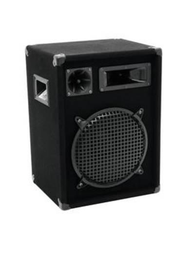 Omnitronic DX-1022 passzív hangfal, diszkóhangfal 200/400W 8 Ω