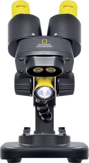 Gyermek sztereo mikroszkóp, National Geographic, 9119000, binokuláris mikroszkóp