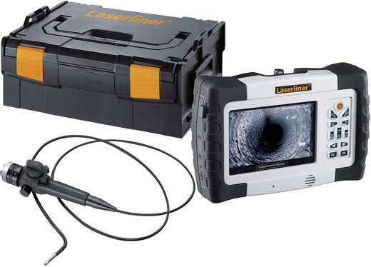 WiFi-s endoszkóp kamera, LCD kijelzős monitorral Laserliner VideoControl-Flexi3D 084.106L