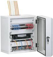 """10"""" hálózati szekrény EFB Elektronik 691801 7 ME Fényes szürke (691801) EFB Elektronik"""