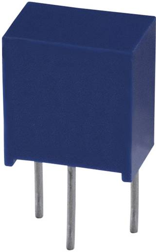 Trimmer potméter Bourns 3266X-1-201LF 200 Ω zárt 0,25 W ± 10 %