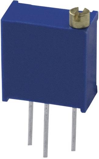 Trimmer potméter Bourns 3296Y-1-200LF 20 Ω zárt 0,5 W ± 10 %