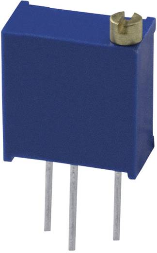 Trimmer potméter Bourns 3296Y-1-253LF 25 kΩ zárt 0,5 W ± 10 %