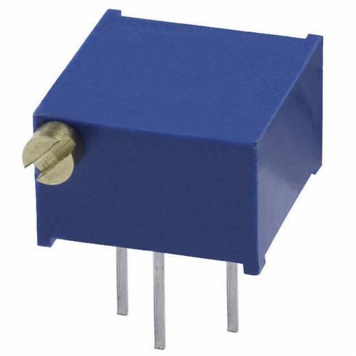 Trimmer potméter Bourns 3299P-1-504LF 500 kΩ zárt 0,5 W ± 10 %