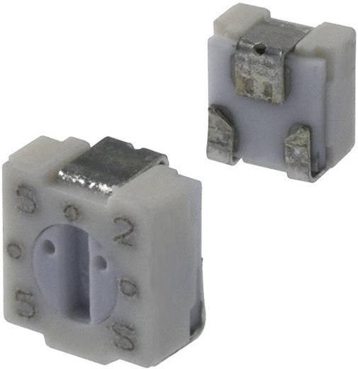 Trimmer potméter Bourns 3313J-1-100E 10 Ω 0,125 W