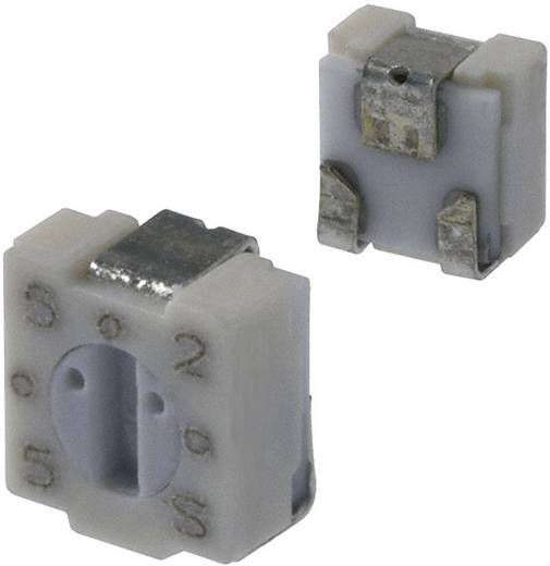 Trimmer potméter Bourns 3313J-1-500E 50 Ω 0,125 W