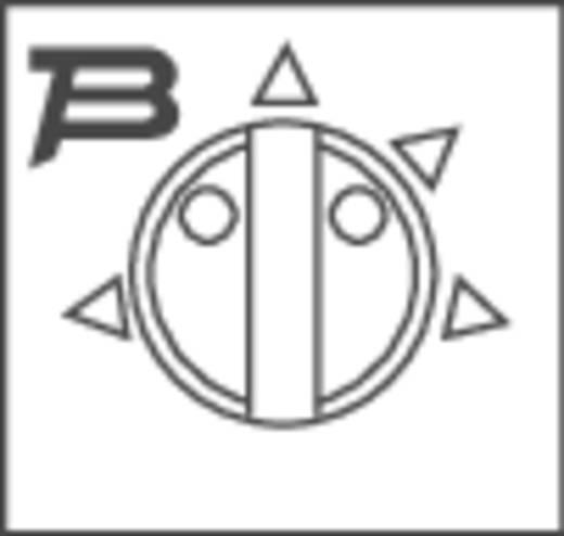Trimmer potméter Bourns 3314G-1-502E 5 kΩ 0,25 W