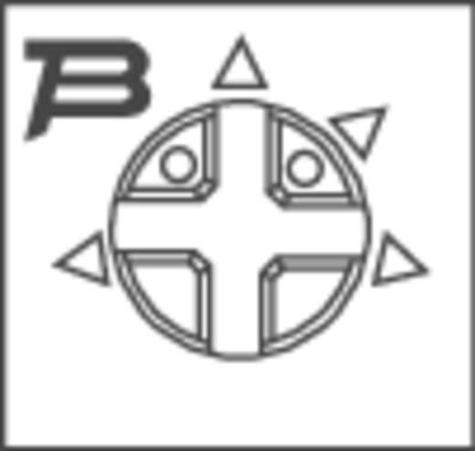 Trimmer potméter Bourns 3314G-2-502E 5 kΩ 0,25 W