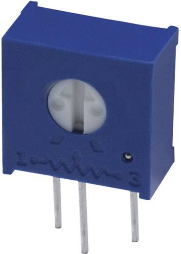 Trimmer potméter Bourns 3386H-1-253LF 25 kΩ zárt 0,5 W ± 10 %