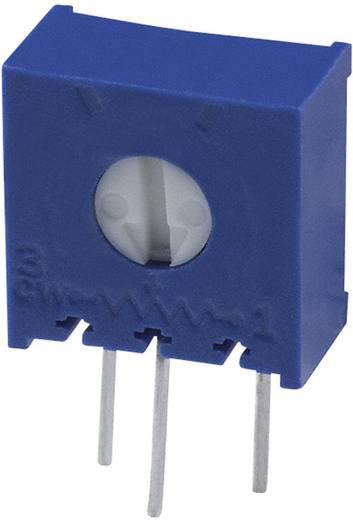 Trimmer potméter Bourns 3386X-1-504LF 500 kΩ zárt 0,5 W ± 10 %