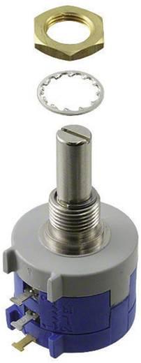 Precíziós forgó potméter, Bourns 3590S-6-502L 5 kΩ 2 W ± 5 %