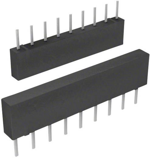 Ellenállás hálózat 10 kΩ Radiális kivezetéssel 0.2 W Bourns 4309R-101-103LF 1 db