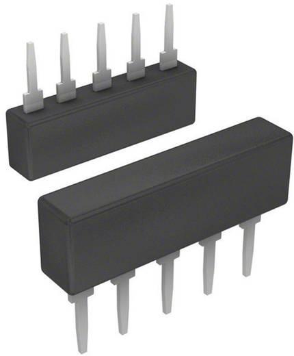 Ellenállás hálózat 220 Ω Radiális kivezetéssel 0.2 W, Bourns 4605X-101-221LF 1 db