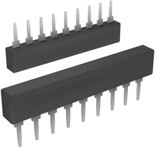 Ellenállás hálózat 2.2 kΩ Radiális kivezetéssel 0.2 W, Bourns 4609X-101-222LF 1 db