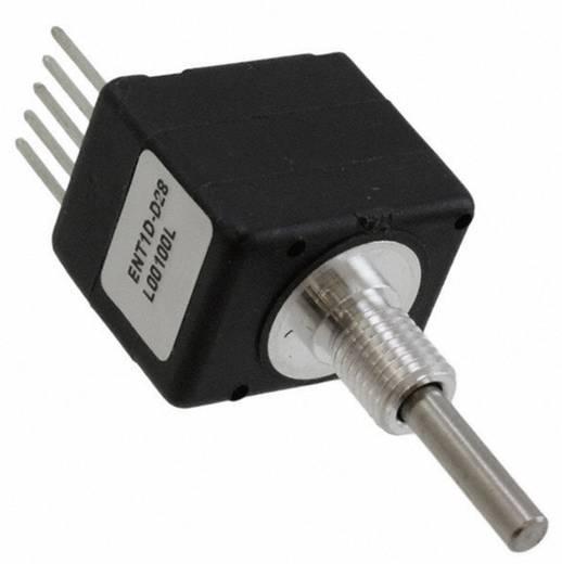 Forgó impulzusadó 5 V/DC Kapcsolási pozíciók 128 360 °, Bourns ENT1D-D28-L00100L 1 db