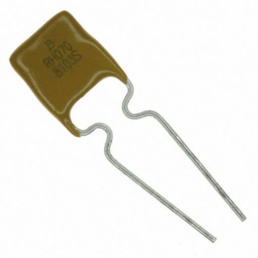 PTC biztosíték Áram I(H) 0.7 A 16 V (H x Sz x Ma) 18.4 x 6.86 x 3 mm, Bourns MF-RHT070-0 1 db