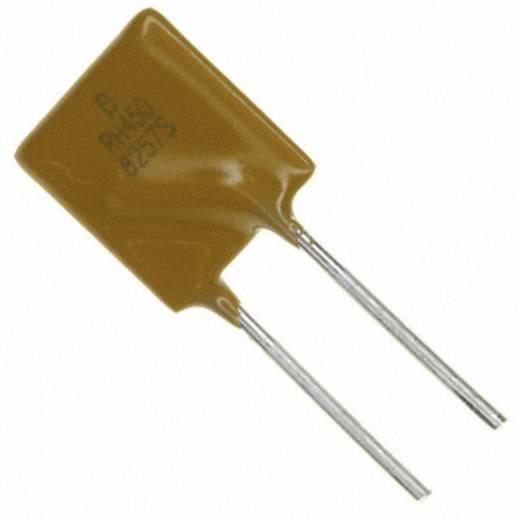 PTC biztosíték Áram I(H) 4.5 A 16 V (H x Sz x Ma) 23.2 x 10.4 x 3 mm, Bourns MF-RHT450-0 1 db