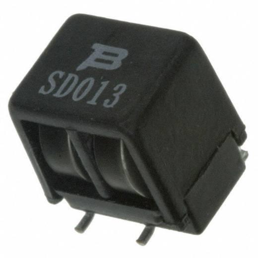 PTC biztosíték Áram I(H) 0.13 A 250 V (H x Sz x Ma) 10.2 x 8.9 x 7.2 mm, Bourns MF-SD013/250-2 1 db