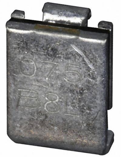 PTC biztosíték Áram I(H) 1.25 A 15 V (H x Sz x Ma) 7.98 x 5.44 x 3 mm, Bourns MF-SM125-2 1 db