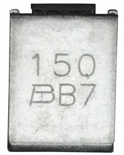 PTC biztosíték Áram I(H) 1.5 A 15 V (H x Sz x Ma) 9.5 x 6.71 x 3 mm, Bourns MF-SM150-2 1 db