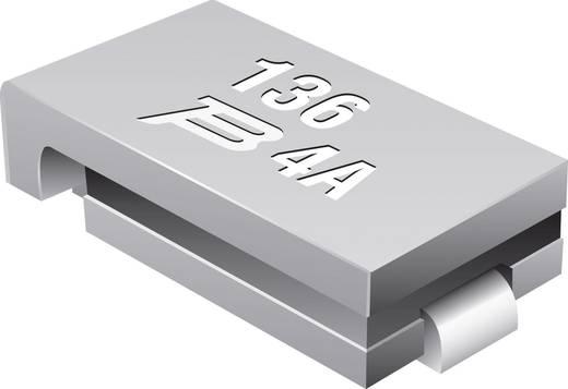 PTC biztosíték Áram I(H) 1.6 A 16 V (H x Sz x Ma) 9.5 x 6.71 x 3 mm, Bourns MF-SMHT160-2 1 db