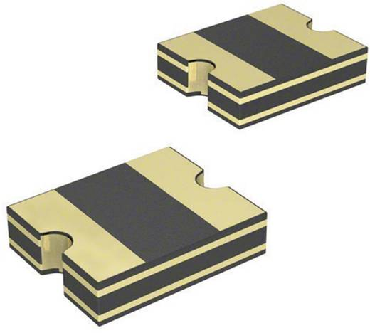 PTC biztosíték Áram I(H) 0.75 A 6 V (H x Sz x Ma) 3.43 x 2.8 x 0.85 mm, Bourns MF-USMF075-2 1 db