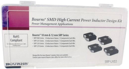 SMD induktivitás készlet, árnyékolt, Bourns SRP-LAB2 96 db