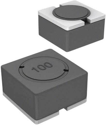 SMD induktivitás, árnyékolt, 10 µH 38 mΩ, Bourns SRR6038-100Y