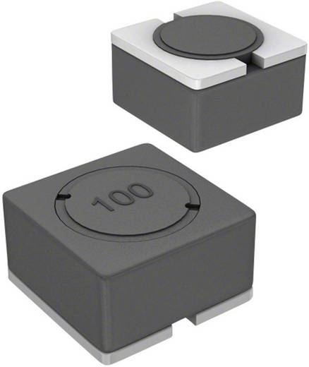 SMD induktivitás, árnyékolt, 7,4 µH 31 mΩ, Bourns SRR6038-7R4Y