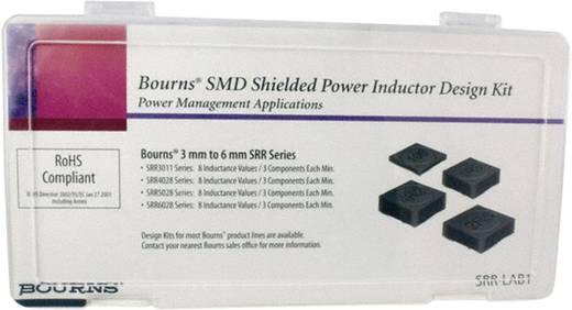 SMD induktivitás készlet, árnyékolt, Bourns SRR-LAB1 96 db
