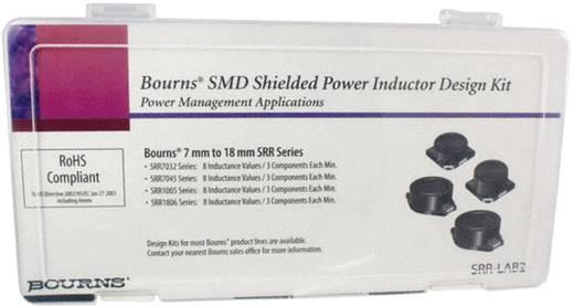 SMD induktivitás készlet, árnyékolt, Bourns SRR-LAB2 96 db
