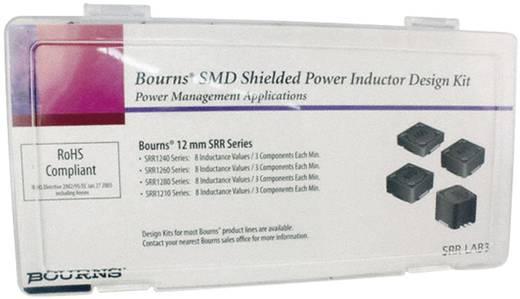 Induktivitás készlet, árnyékolt, SMD Bourns SRR-LAB3 96 db