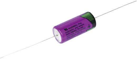 AA lítium ceruzaelem, forrasztható, 3,6V 2200 mAh, forrfüles, 15 x 50 mm, Tadiran SL760P