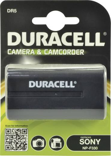 NP-530 Sony kamera akku 7,2V 2200 mAh, Duracell