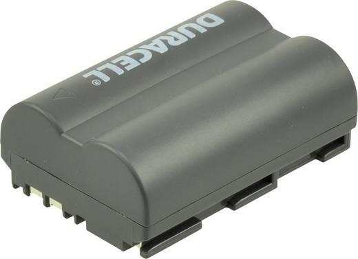Kamera akku Duracell Megfelelő eredeti akku BP-511,BP-512 7.4 V 1400 mAh