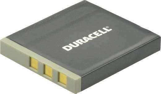 Kamera akku Duracell Megfelelő eredeti akku NP-40 3.7 V 650 mAh