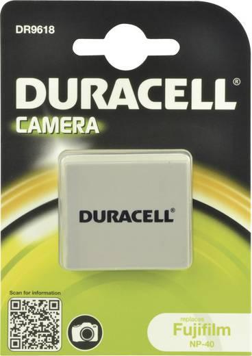 NP-40 Fujifilm kamera akku 3,7V 650 mAh, Duracell