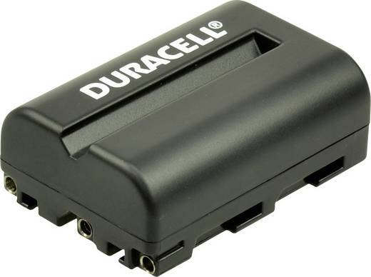 Kamera akku Duracell Megfelelő eredeti akku NP-FM500H 7.4 V 1400 mAh