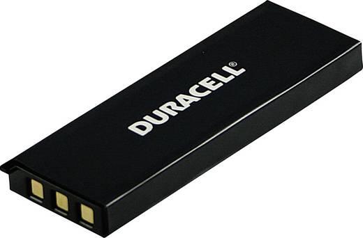 Kamera akku Duracell Megfelelő eredeti akku NP-50 3.7 V 850 mAh