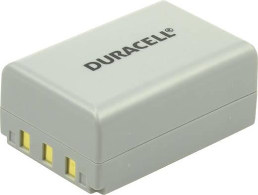 Kamera akku Duracell Megfelelő eredeti akku NP-100 7.4 V 1700 mAh