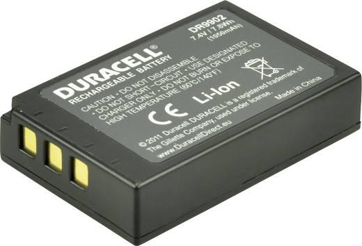 Kamera akku Duracell Megfelelő eredeti akku BLS-1 7.4 V 1050 mAh