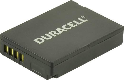 Kamera akku Duracell Megfelelő eredeti akku DMW-BCG10 3.7 V 850 mAh