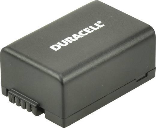 DMW-BMB9E Panasonic kamera akku 7,4V 850 mAh, Duracell