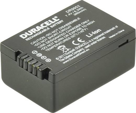Kamera akku Duracell Megfelelő eredeti akku DMW-BMB9E 7.4 V 850 mAh