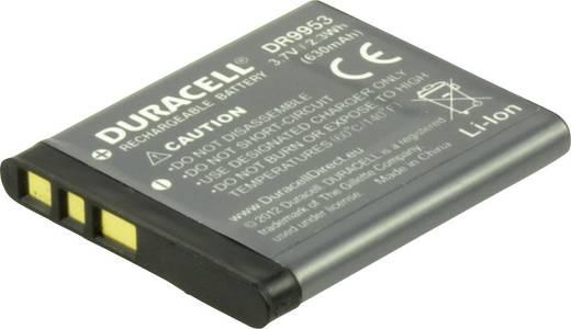 NP-BN1 Sony kamera akku 3,7V 630 mAh, Duracell