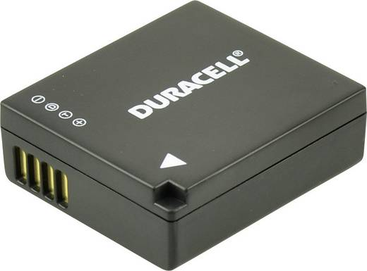 Kamera akku Duracell Megfelelő eredeti akku DMW-BLE9 7.2 V 750 mAh