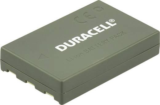 Kamera akku Duracell Megfelelő eredeti akku NB-1L 3.7 V 950 mAh
