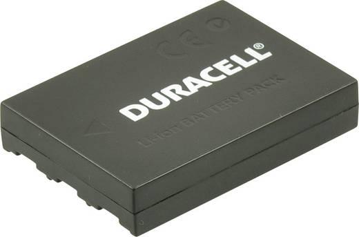 Kamera akku Duracell Megfelelő eredeti akku NB-3L 3.7 V 820 mAh