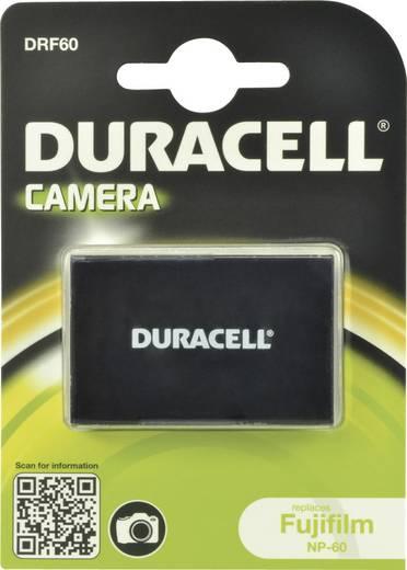 Kamera akku Duracell Megfelelő eredeti akku LI-20B 3.7 V 1150 mAh